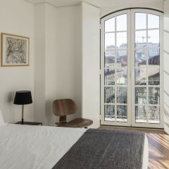 Апартаменты Lisbon Serviced Apartments Baixa Castelo комната для гостей фото 4