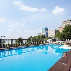 Отель Sheraton Grande Walkerhill бассейн фото 2