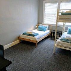The Wayfaring Buckeye Hostel Колумбус комната для гостей фото 2