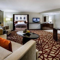 Отель Crowne Plaza Dubai Deira комната для гостей фото 5
