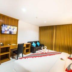 Курортный отель Lamai Coconut Beach удобства в номере
