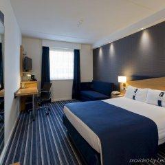 Отель Holiday Inn Express Antwerp City-North комната для гостей