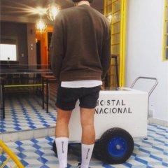 Отель Hostal Nacional Мексика, Гвадалахара - отзывы, цены и фото номеров - забронировать отель Hostal Nacional онлайн фитнесс-зал фото 3