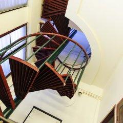 I-Sleep Silom Hostel балкон
