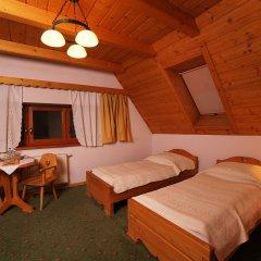 Отель Sabała Польша, Закопане - отзывы, цены и фото номеров - забронировать отель Sabała онлайн комната для гостей фото 4
