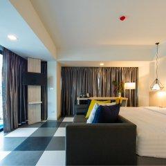 Krabi SeaBass Hotel комната для гостей фото 4