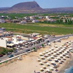 Tsalos Beach Hotel пляж