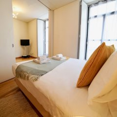 Апартаменты Chiado Apartments Лиссабон комната для гостей фото 3