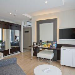 Numa Beach & Spa Hotel Турция, Аланья - отзывы, цены и фото номеров - забронировать отель Numa Beach & Spa Hotel - Adults Only - All Inclusive онлайн комната для гостей фото 4