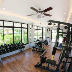 Отель Lanta Sand Resort & Spa фитнесс-зал фото 2