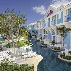 Отель Sandals Montego Bay - All Inclusive - Couples Only Ямайка, Монтего-Бей - отзывы, цены и фото номеров - забронировать отель Sandals Montego Bay - All Inclusive - Couples Only онлайн фото 5