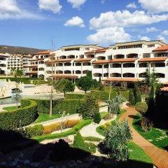 Отель Casa Real Resort Свети Влас приотельная территория