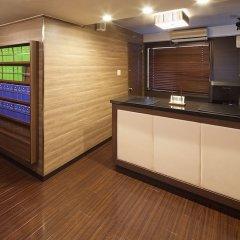 Отель Flexstay Inn Shirogane Япония, Токио - отзывы, цены и фото номеров - забронировать отель Flexstay Inn Shirogane онлайн интерьер отеля