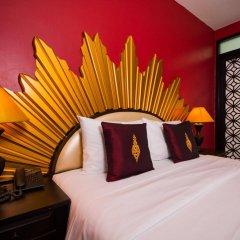 Отель Khaosan Palace Hotel Таиланд, Бангкок - 1 отзыв об отеле, цены и фото номеров - забронировать отель Khaosan Palace Hotel онлайн комната для гостей фото 5
