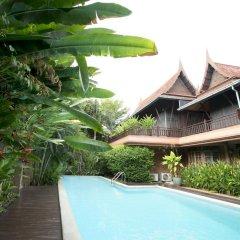 Tewa Boutique Hotel Бангкок бассейн