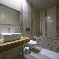 Hierapark Thermal & Spa Hotel Турция, Памуккале - отзывы, цены и фото номеров - забронировать отель Hierapark Thermal & Spa Hotel онлайн ванная