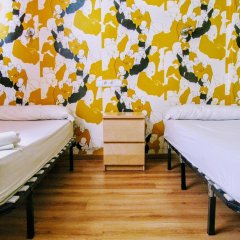 Feetup Yellow Nest Hostel Barcelona Барселона помещение для мероприятий