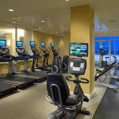 Отель JW Marriott The Rosseau Muskoka Resort фитнесс-зал фото 2