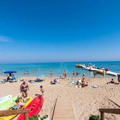 Iliada Beach Hotel пляж фото 2