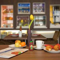 Hotel Novotel Suites Wien City Donau питание