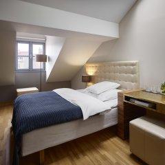 Отель The ICON Hotel & Lounge Чехия, Прага - 1 отзыв об отеле, цены и фото номеров - забронировать отель The ICON Hotel & Lounge онлайн комната для гостей фото 4