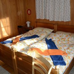 Отель Les Erables, Chalet комната для гостей фото 5
