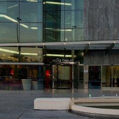 Отель NH Madrid Las Tablas спортивное сооружение
