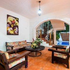 Hotel Hacienda de Vallarta Centro комната для гостей фото 3