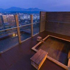 Aso Hotel Минамиогуни бассейн