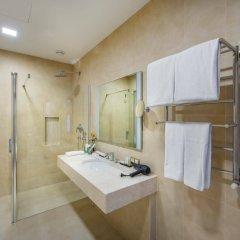 Гостиница Panorama De Luxe ванная