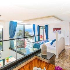 Villa Tena Турция, Калкан - отзывы, цены и фото номеров - забронировать отель Villa Tena онлайн комната для гостей фото 3