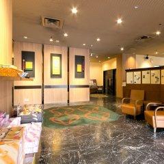 Pearl Hotel Ryogoku интерьер отеля