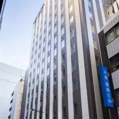 Отель UNIZO Tokyo Ginza-itchome Япония, Токио - отзывы, цены и фото номеров - забронировать отель UNIZO Tokyo Ginza-itchome онлайн фото 5