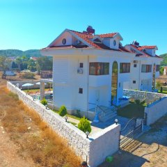 Smansvillas Турция, Олудениз - отзывы, цены и фото номеров - забронировать отель Smansvillas онлайн пляж фото 2