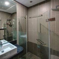 Beach Hotel Apartment ванная фото 4