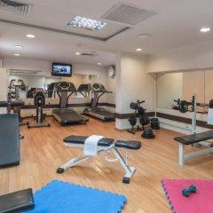 Отель Leonardo Jerusalem Иерусалим фитнесс-зал фото 3