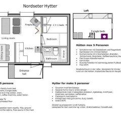 Отель Nordseter Hytter Норвегия, Лиллехаммер - отзывы, цены и фото номеров - забронировать отель Nordseter Hytter онлайн фото 6