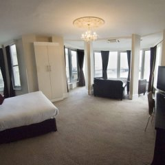 Queens Hotel комната для гостей фото 4