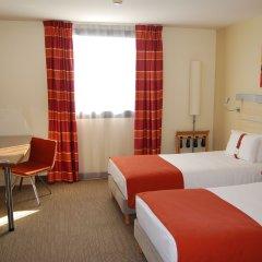 Отель Holiday Inn Express Toulouse Airport Франция, Бланьяк - отзывы, цены и фото номеров - забронировать отель Holiday Inn Express Toulouse Airport онлайн комната для гостей фото 5