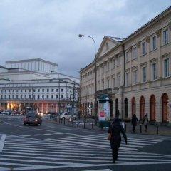 Отель bed4city Theatre Square Варшава