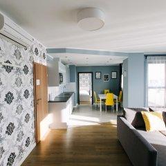 Отель Renttner Apartamenty Польша, Варшава - отзывы, цены и фото номеров - забронировать отель Renttner Apartamenty онлайн комната для гостей фото 4