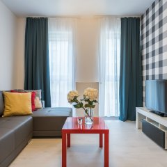 Отель AbsyntApart Dabrowskiego Вроцлав комната для гостей фото 4