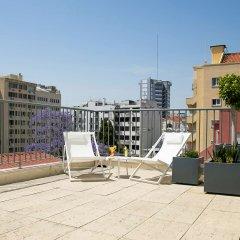 Отель Olissippo Saldanha балкон