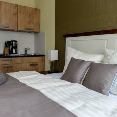Апартаменты Apartment Central комната для гостей фото 4