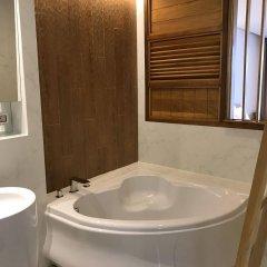 Отель White Sand Samui Resort Таиланд, Самуи - отзывы, цены и фото номеров - забронировать отель White Sand Samui Resort онлайн ванная