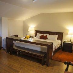 San Agustin El Dorado Hotel сейф в номере