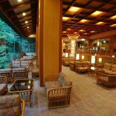Отель Misasa Yakushinoyu Mansuirou Мисаса гостиничный бар