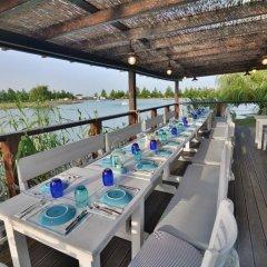 Отель Club Residence at BlackSeaRama Golf Болгария, Балчик - отзывы, цены и фото номеров - забронировать отель Club Residence at BlackSeaRama Golf онлайн питание фото 3