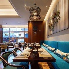 Отель Fu Rong Ge Hotel Китай, Сиань - отзывы, цены и фото номеров - забронировать отель Fu Rong Ge Hotel онлайн гостиничный бар