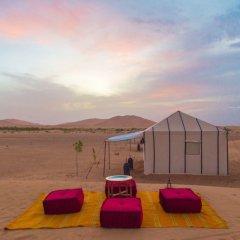 Отель Saharian Camp Марокко, Мерзуга - отзывы, цены и фото номеров - забронировать отель Saharian Camp онлайн фото 3